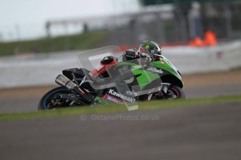© Octane Photographic Ltd. World Superbike Championship – Silverstone, 2nd Qualifying Practice. Saturday 4th August 2012. Tom Sykes - Kawasaki ZX-10R - Kawasaki Racing Team. Digital Ref : 0445lw1d1365