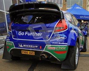 Ford Festa WRC, Wales Rally GB 2012