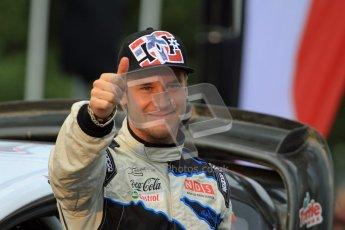 Mads Ostberg, Ford Festa WRC, Wales Rally GB 2012
