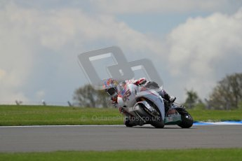 © Octane Photographic Ltd. 2012 World Superbike Championship – European GP – Donington Park. Saturday 12th May 2012. WSBK Free Practice. Digital Ref : 0333lw7d5448