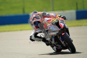 © Octane Photographic Ltd. 2012 World Superbike Championship – European GP – Donington Park. Friday 11th May 2012. WSBK Free Practice. Mark Aitchison - BMW S1000RR. Digital Ref : 0328cb1d2206