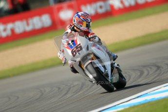 © Octane Photographic Ltd. 2012 World Superbike Championship – European GP – Donington Park. Friday 11th May 2012. WSBK Free Practice. Jonathan Rea - Honda CBR1000RR. Digital Ref : 0328cb1d2842