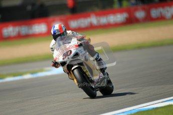 © Octane Photographic Ltd. 2012 World Superbike Championship – European GP – Donington Park. Friday 11th May 2012. WSBK Free Practice. Sylvain Guintoli. Digital Ref : 0328cb1d2956