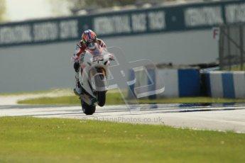 © Octane Photographic Ltd. 2012 World Superbike Championship – European GP – Donington Park. Saturday 12th May 2012. WSBK Saturday Qualifying practice. Jonathan Rea. Digital Ref : 0332cb1d3951