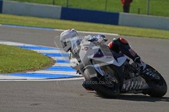 © Octane Photographic Ltd. 2012 World Superbike Championship – European GP – Donington Park. Saturday 12th May 2012. WSBK Saturday Qualifying practice. Leon Haslam. Digital Ref : 0332lw7d5095