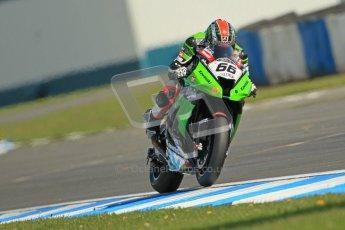 © Octane Photographic Ltd 2012. World Superbike Championship – European GP – Donington Park. Superpole session 2. Digital Ref : 0334cb1d4501