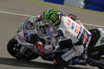 © Octane Photographic Ltd 2012. World Superbike Championship – European GP – Donington Park. Superpole session 1. Digital Ref :  0334lw7d6031