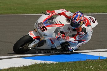 © Octane Photographic Ltd 2012. World Superbike Championship – European GP – Donington Park. Superpole session 3. Jonathan Rea. Digital Ref :  0334lw7d6351