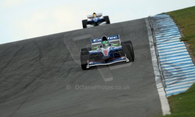 World © Octane Photographic Ltd./Carl Jones. Saturday August 31st 2013, AutoGP qualifying, Donington Park. Digital Ref : 0803cj1d1082