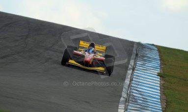 World © Octane Photographic Ltd./Carl Jones. Saturday August 31st 2013, AutoGP qualifying, Donington Park. Digital Ref : 0803cj1d1101
