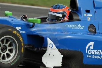 World © Octane Photographic Ltd./Carl Jones. Sunday September 1st 2013, AutoGP Race 2, Donington Park. Andrea Roda – Virtuosi UK. Digital Ref : 0807cj1d1920
