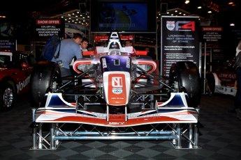 World ©  Octane Photographic Ltd. January 11th 2013. Autosport International. BRDC Formula 4 (F4). The new F4 car, the MSV F4-013. Digital Ref : 0566ce1d2348