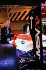 World ©  Octane Photographic Ltd. January 11th 2013. Autosport International. BRDC Formula 4 (F4). The new F4 car, the MSV F4-013. Digital Ref : 0566lw1d5845