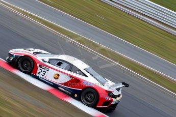 World © Octane Photographic Ltd. Avon Tyres British GT Championship. Monday 1st April 2013 Oulton Park – Race 1. McLaren MP4-12C GT3 – United Autosports – Zak Brown, Glynn Geddie. Digtal Ref : 0623ce1d9101