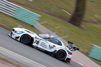 World © Octane Photographic Ltd. Avon Tyres British GT Championship. BMW Z4 GT3 – Ecurie Ecosse with Barwell Motorsport – Piers Johnson, Ron Johnson. Digital Ref : 0623ce1d9259