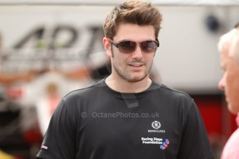 World © Octane Photographic Ltd. GP3  Paddock, Belgian GP, Spa Francorchamps, Thursday 22nd August 2013. Dallara GP3/13. ART Grand Prix – Jack Harvey. Digital ref :