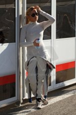World © Octane Photographic Ltd. GP3 Belgian GP - Practice, Spa Francorchamps, Friday 23rd August 2013. Dallara GP3/13. Bamboo Engineering – Carmen Jorda. Digital ref : 0786cb7d2334