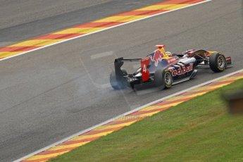 World © Octane Photographic Ltd. GP3 Belgian GP - Qualifying, Spa Francorchamps, Saturday 24th August 2013. Dallara GP3/13. MW Arden – Carlos Sainz Jnr. Digital ref : 0790cb7d2533