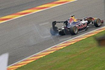 World © Octane Photographic Ltd. GP3 Belgian GP - Qualifying, Spa Francorchamps, Saturday 24th August 2013. Dallara GP3/13. MW Arden – Daniil Kvyat. Digital ref : 0790cb7d2544