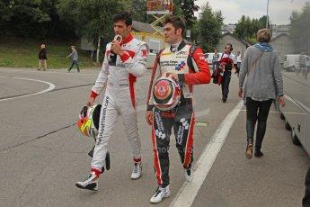 World © Octane Photographic Ltd. GP3 Belgian GP - Qualifying, Spa Francorchamps, Saturday 24th August 2013. Dallara GP3/13. ART Grand Prix – Jack Harvey. Digital ref : 0790cb7d2590
