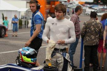 World © Octane Photographic Ltd. British Formula 3 – Brands Hatch. Saturday 10th August 2013 – Qualifying. Jordan King – Carlin – Dallara F312 Volkswagen. Digital Ref : 0776cb1d3376
