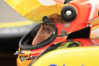 World © Octane Photographic Ltd. British Formula 3 – Brands Hatch. Saturday 10th August 2013 – Qualifying. Sean Gelael – Double R – Dallara F312 HWA Mercedes. Digital Ref : 0776cb7d3719