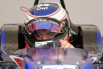 World © Octane Photographic Ltd. British Formula 3 – Brands Hatch. Saturday 10th August 2013 – Qualifying. Chris Vlock – Team West-Tec – Dallara F312 Toyota. Digital Ref : 0776cb7d3748