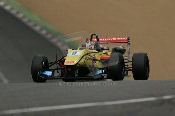 World © Octane Photographic Ltd. British Formula 3 – Brands Hatch. Saturday 10th August 2013 – Qualifying. Antonio Giovinazzi – Double R – Dallara F312 HWA Mercedes. Digital Ref : 0776lw1d6089