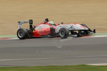 World © Octane Photographic Ltd. British Formula 3 – Brands Hatch. Saturday 11th August 2013 – Race 2. William Buller – Fortec Motorsport – Dallara F312 HWA Mercedes. Digital Ref :
