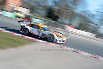 World © Octane Photographic Ltd./Chris Enion. Avon Tyres British GT Championship - Saturday 30th March 2013 Oulton Park – Practice 1. Ginetta G55 GT3 – Ginetta UK Ltd./Chris Enion. – Mike Simpson, Richard Sykes. Digital Ref : 0604ce1d4140