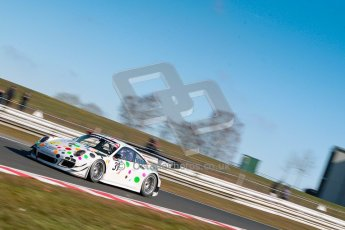 World © Octane Photographic Ltd./Chris Enion. Avon Tyres British GT Championship. Porsche 997 GT3-R – Trackspeed - Nick Tandy, David Ashburn. Digital Ref : 0604ce1d4303