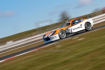 World © Octane Photographic Ltd./Chris Enion. Avon Tyres British GT Championship - Saturday 30th March 2013 Oulton Park – Practice 1. Ginetta G55 GT3 – Ginetta UK Ltd./Chris Enion. – Mike Simpson, Richard Sykes. Digital Ref : 0604ce1d4541