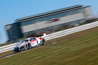 World © Octane Photographic Ltd./Chris Enion. Avon Tyres British GT Championship - Saturday 30th March 2013 Oulton Park – Practice 1. Audi R8 LMS Ultra – United Autosports – Zak Brown, Matt Bell, Mark Patterson. Digtal Ref : 0604ce1d4561