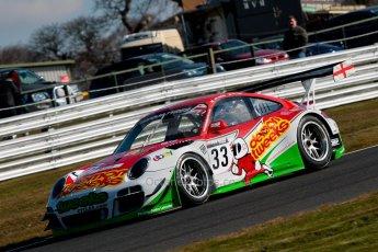 World © Octane Photographic Ltd./Chris Enion. Avon Tyres British GT Championship - Saturday 30th March 2013 Oulton Park – Practice 1. Porsche 997 GT3-R – Trackspeed – Phil Keen, Jon Minshaw. Digital Ref : 0604ce1d4620