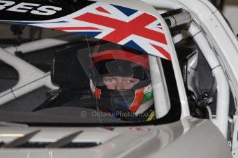 World © Octane Photographic Ltd./Chris Enion. Avon Tyres British GT Championship - Saturday 30th March 2013 Oulton Park – Qualifying 1. Mercedes-Benz SLS AMG GT3 – Fortec Motorsports – Jason Minshaw. Digital ref : 0606ce1d5723