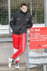 World © Octane Photographic Ltd./Chris Enion. Avon Tyres British GT Championship - Saturday 30th March 2013 Oulton Park – Qualifying 1. Ferrari 458 Italia – MTEC – Julien Draper. Digital ref : 0606ce1d5742