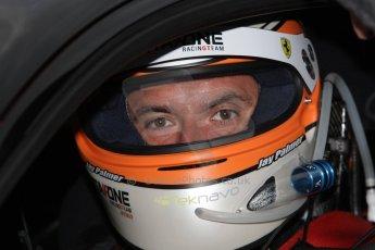 World © Octane Photographic Ltd./Chris Enion. Avon Tyres British GT Championship - Saturday 30th March 2013 Oulton Park – Qualifying 1. Ferrari 458 Italia – Vita4One Team Italy – Jay PalmerDigital ref : 0606ce1d5765