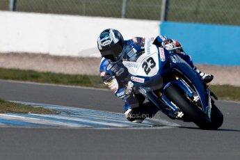 World © Octane Photographic Ltd. MCE Insurance British Superbike Championship (BSB) Test day – Donington Park, 14th March 2013. Ryuichi Kiyonari – Samsung Honda. Digital Ref : 0588ce1d3512