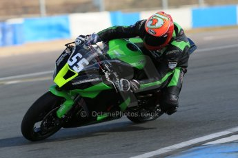 World © Octane Photographic Ltd. Pirelli National Superstock 1000 Championship Test day – Donington Park, 14th March 2013. Josh Wainwright. Digital Ref : 0589lw1d4809