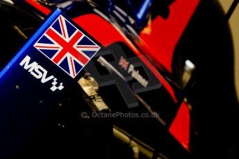 World © Octane Photographic Ltd. GP2 British GP, Silverstone, Thursday 27th June 2013. Jolyon Palmer - Carlin. Digital Ref : 0723ce1d6073