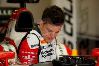 World © Octane Photographic Ltd. GP2 British GP, Silverstone, Thursday 27th June 2013. James Calado – ART Grand Prix. Digital Ref : 0723ce1d6095