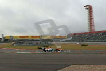 World © Octane Photographic Ltd. F1 USA GP, Austin, Texas, Circuit of the Americas (COTA), Saturday 16th November 2013 - Practice 3. Sahara Force India VJM06 - Adrian Sutil. Digital Ref : 0857lw1d5007
