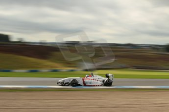 World © Octane Photographic Ltd. Donington Park General Test, Jake Hughes - BRDC Formula 4 - Lanan Racing - MSV F4-13. Thursday 19th September 2013. Digital Ref : 0829lw1d47844