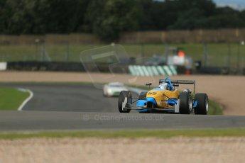 World © Octane Photographic Ltd. Donington Park General Test, Thursday 19th September 2013. Olly Rae - F3 Cup - Dallara F301. Enigma Motorsport. Digital Ref : 0829lw1d7512