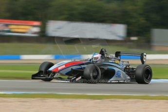 World © Octane Photographic Ltd. Donington Park General Test, Matthew (Matty) Graham - BRDC Formula 4 - Sean Walkinshaw Racing - MSV F4-13. Thursday 19th September 2013. Digital Ref : 0829lw1d7717
