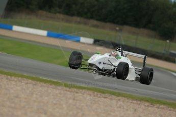 World © Octane Photographic Ltd. Donington Park General Test, Matt Mason - MGR - BRDC Formula 4 - MSV F4-13. Thursday 19th September 2013. Digital Ref : 0829lw1d7738