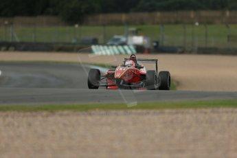 World © Octane Photographic Ltd. Donington Park General Test, Max Cornelius - Chris Dittmann Racing - BRDC Formula 4 - MSV F4-13. Thursday 19th September 2013. Digital Ref : 0829lw1d7913