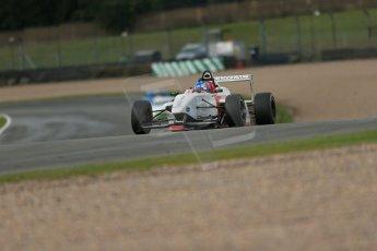 World © Octane Photographic Ltd. Donington Park General Test, Jake Hughes - Lanan Racing - BRDC Formula 4 - MSV F4-13. Thursday 19th September 2013. Digital Ref : 0829lw1d7929