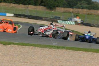 World © Octane Photographic Ltd. Donington Park test day 26th September 2013. BRDC Formula 4, MSV F4-13, HHC Motorsport, Raoul Hyman. Digital Ref : 0830lw1d8154