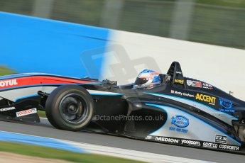World © Octane Photographic Ltd. Donington Park test day 26th September 2013. BRDC Formula 4, MSV F4-13, SWR (Sean Walkinshaw Racing), Matthew (Matty) Graham. Digital Ref : 0830lw1d8191
